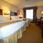 Foto van Holiday Inn Express Newark-Heath