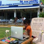 Foto de Khaolak Seafan Bed & Breakfast