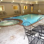 Heated Swimming Pool and Spa