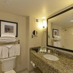 All Guest Bathrooms feature amenities from Bath & Body Works