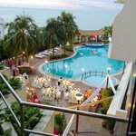 Flamingo Hotel by the Beach, Penang resmi