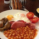 Town House Exeter Bed & Breakfast照片
