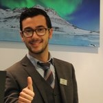 Friend front desk staff - Mikail