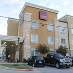 Comfort Suites West Dallas Foto