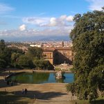 GARDENS OF PITTI PALACE