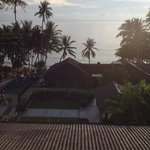 view from our room at the Impiana Koh Samui