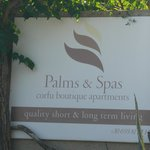 Foto de Palms & Spas Corfu Boutique Apartments