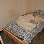 Try to sleep in this bed for 35 euro