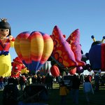 Balloon Fiesta Trip 2013-The Best Western was the perfect location to stay.