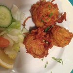 vegetable pakora mmmmn