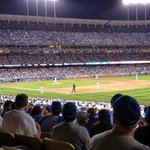NLCS at Dodger Stadium