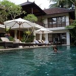 Pool Area @ Villa Saraswati