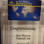 Photo de BEST WESTERN Paducah Inn