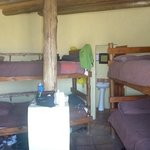 Foto de Amphitheatre Backpackers Lodge