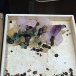 Lots of stones from just the 1st bucket!!!