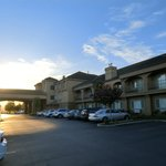 Φωτογραφία: Hampton Inn Morgan Hill