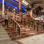 entrance at Trafford Centre is 5 minutes away.