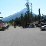 Foto de Sunwapta Falls Rocky Mountain Lodge