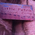 Little Petra Bedouin Camp照片