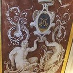 These satires are a fresco on the ceiling of our corner room