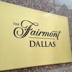 We stated at the Fairmont for our anniversary.