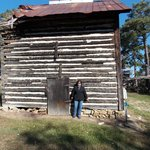 A tobacco barn