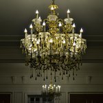 One of Many Chandeliers