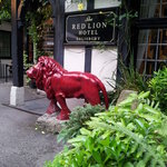 Φωτογραφία: BEST WESTERN Red Lion Hotel