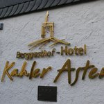 Photo de Berggasthof Hotel Kahler Asten
