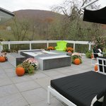 Foto de The Roxbury, Contemporary Catskill Lodging