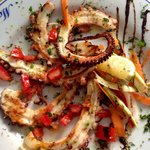 Best grilled octopus ever!