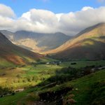Wasdale Head Inn view