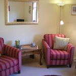 Guests own lounge within the Dalveen Suite