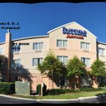 Fairfield Inn & Suites Ocala resmi