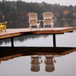 More beautiful autumn dock views