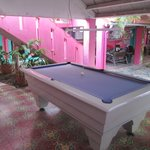Common areas - Snooker