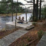 Foto de Trout Point Lodge of Nova Scotia