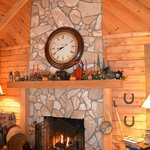 Φωτογραφία: Valle Crucis Bed & Breakfast