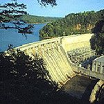 Allatoona Lake Dam