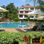 Pool at Doubletree by Hilton Goa - Arpora Baga