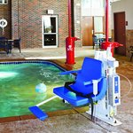 Mobility Accessible Pool Lift