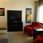 1 King Premium 2 Room Suite, Seating