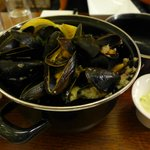 The mussels is reasonable~