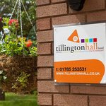 Tillington Hall Hotel Foto