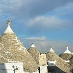 Alberobello, truli, unique