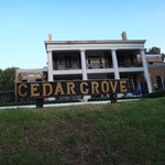 Cedar Grove Mansion Restaurant Foto