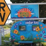 Foto de Sunset Isle RV Park/Motel