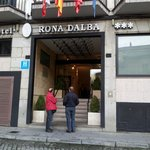 Photo de Silken Rona Dalba Hotel