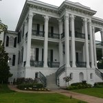 Nottoway Plantation entrance