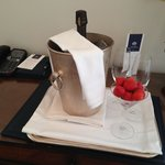 Grand Suite - Welcome gift for our 10th Anniversary